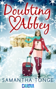 Doubting Abbey Xmas Cover
