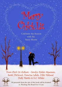 merry chicklit cover