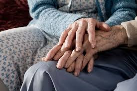 hands old love