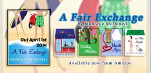 Monique - All books