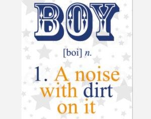 boy noise