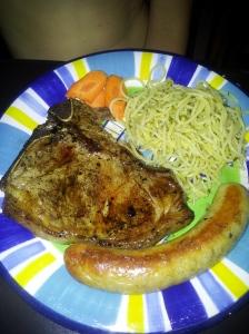 D dinner